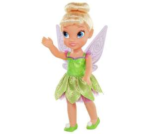 Selection of Disney Princess Toddler Dolls now just £11.99 @ Argos (Includes Disney Frozen)