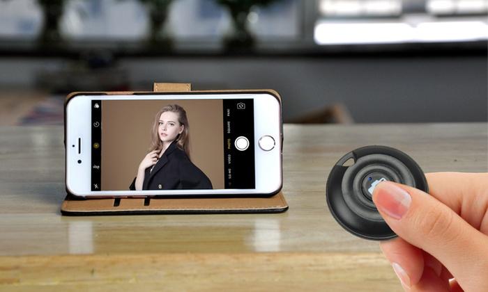 Smart Bluetooth Selfie Remotes - £5.99 delivered @ Groupon