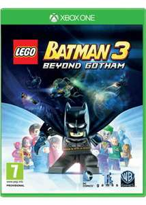 LEGO Batman 3: Beyond Gotham (Xbox One) - £12.85 @ BASE