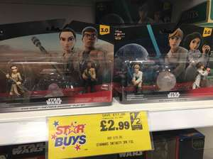Disney Infinity 3.0 Star Wars figures (twin packs) - £2.99 @ Home Bargains