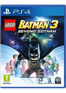 LEGO Batman 3: Beyond Gotham (PS4) base.com - £11.85
