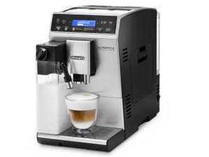 De'Longhi Etam 29.660SB Bean to Cup Coffee Machine w/ £100 worth of free gifts for £343.20 delivered (Parcelforce) w/ code CED20 @ Delonghi