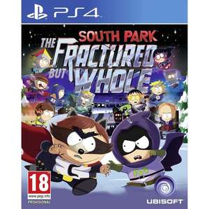 South Park The Fractured But Whole (PS4) £24.99 Delivered @ Simply Games