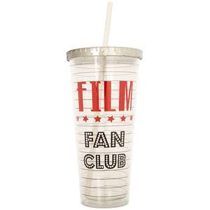 Large Film Fan Club Drinking Cup From Sainsbury's Instore & Online Was £5.00 now £2.50 (for stocking/Christmas Eve box?)