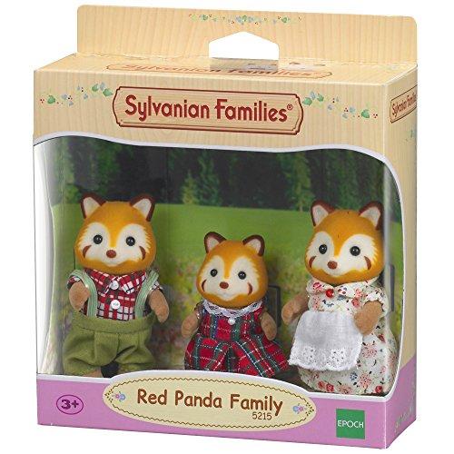 Sylvanian Families Red Panda Family Set £9.06 (Prime) £13.05 (Non Prime) @ amazon.co.uk