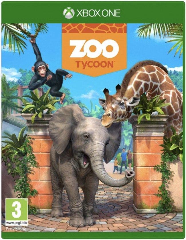 Zoo Tycoon (Xbox One Digital) £5.99/£5.69 @ CDKeys