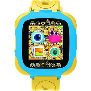 Lexibook Despicable Me Kids Camera Watch £13.49 + Free Express Del w/code @ Bargain Crazy