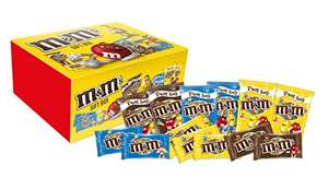 M&M's Chocolate Gift Box, 779 g £6.99 prime / £11.74 non prime @ Amazon ( Delivery December 21st - 23rd)