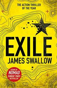 Exile - Follow on to Nomad by James Swallow. Kindle 98p @ Amazon