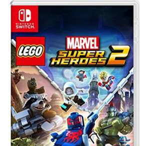 Lego Maevel Super Heroes 2 for Nintendo switch £31.85 at Base.com