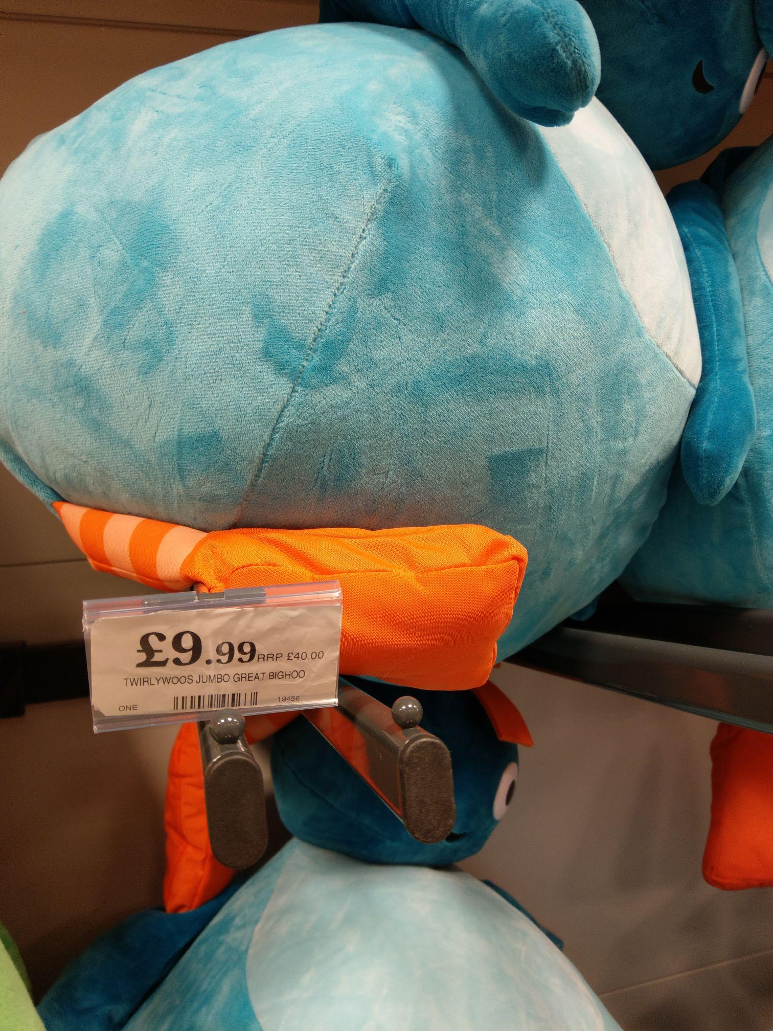 Large Twirlywoos in store @ Homebargins - £9.99