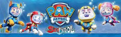 Paw Patrol Sea Patrol sets £10.50 @ Sainsbury's - Hempstead Valley in Kent