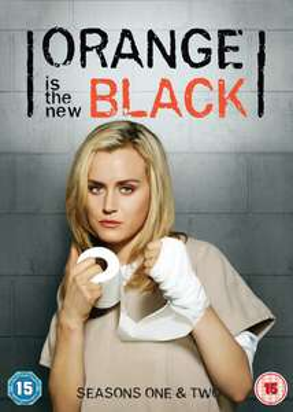 Orange is the New Black Seasons 1 & 2  £3.99 / £4.99 on DVD/Blu-ray (£1.99 del) @ zavvi