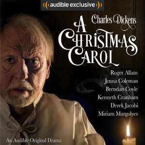 "Listen Free to A Christmas Carol by Charles Dickens on Alexa - [""Alexa, read A Christmas Carol.""] on Amazon Devices [until 5th January]"