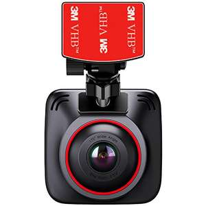 BC Master 1080P Car Camera Dash Cam, Sony Sensor, Extra 2 Usb Car Charger, High Capacity Capacitor, Night Vision Driving Video Recorder with Wide Angle Lens £29.99 Sold by lenshareuk and Fulfilled by Amazon