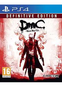Devil May Cry: Definitive Edition (PS4/XO) £9.85 @Base