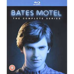 Bates Motel The Complete Series 1-5 Blu-ray £23.25 @365games
