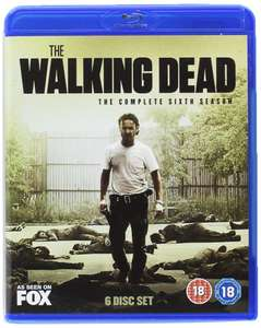 The Walking Dead - Season 6 [Blu-ray] [2016] £7 prime / £8.99 non prime @amazon.co.uk