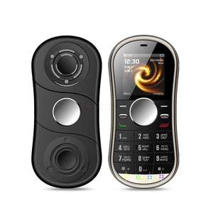 "SERVO S08 Fidget Spinner Mobile Phone 1.3"" (Dual SIM Card, GPRS, Bluetooth, FM Radio) £10.75 delivered @ Zapals"