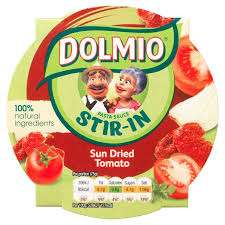 Dolmio stir in sauce 2 for £1.00 @ Home Bargains