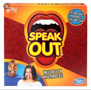 Speak Out Board Game @ Sainsbury's for £11.99