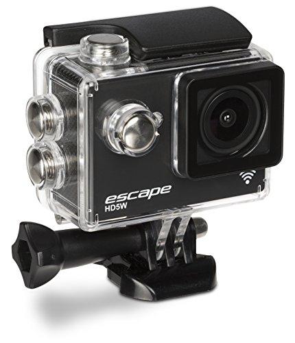 Kitvision Escape HD5W 1080p Action Camera with Accessories - 60% off £39.99 @ Amazon