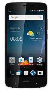 "ZTE 5.5"" Blade V8 Pro Factory Unlocked Phone - Black Diamond £135 @ Amazon US"
