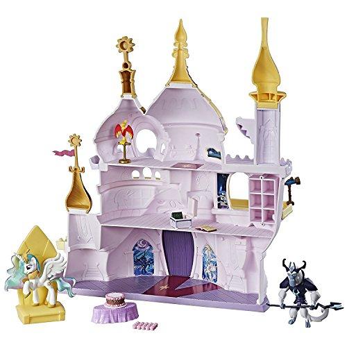 My Little Pony Friendship is Magic Collection Canterlot Castle Playset £14.99 Prime Exclusive @ Amazon