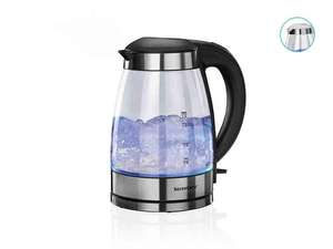 Glass Electric Kettle Silvercrest at Lidl 19.99