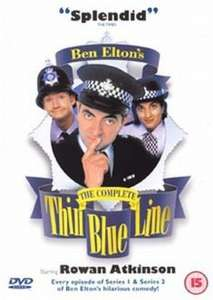The Thin Blue Line: The Complete [DVD] £4.50 @ Zoom w/SIGNUP10 @ Checkout