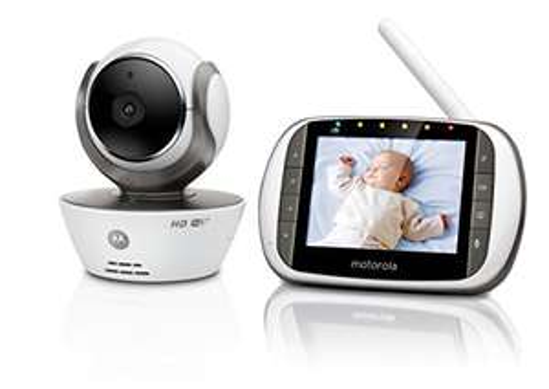 Motorola MBP853 Connect Wi-Fi HD Video Baby Monitor £115.99 @ Amazon