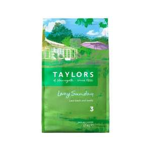 ALL Taylors of Harrogate Ground Coffee £2.50 each INSTORE and ONLINE @sainsburys.co.uk
