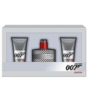 James Bond 007 Quantum EDT 50ml Gift Set £9.99 at Savers
