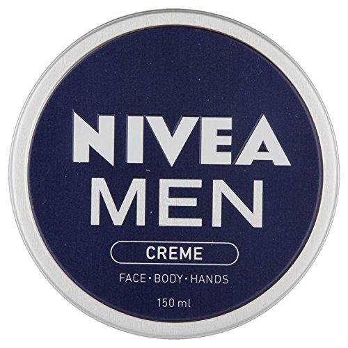 NIVEA Men Creme 150 ml - Pack of 5, £11.16 Prime/Amazon(£14.15 non prime)