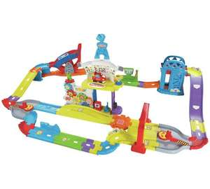 VTech Toot-Toot Drivers Super RC Raceway at Argos for £29.99 *edit* now lower price £26.99