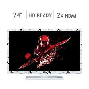 "Toshiba 24SW3753DB 24"" Star Wars Design TV (HD ready) at Costco for £164.89"