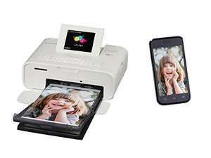 Canon SELPHY CP1200 Photo Printer - White £77.50 @ Amazon - lightning deal