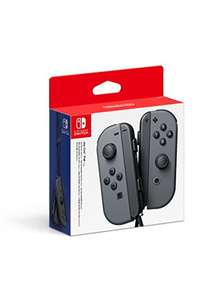 Grey Joy-Con (pair) for Nintendo Switch - £62.85 @ Base