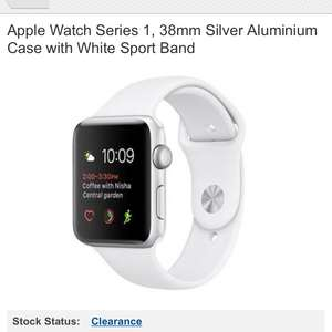 Apple Watch series 1 £199  / £203.48 delivered @ BT