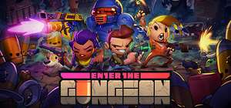 Enter The Gungeon (Switch) ~£4.50 @ Russian Nintendo eShop