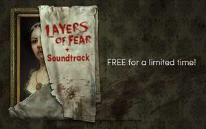 [Steam] Layers of Fear (& Soundtrack) - Free - Humble Store