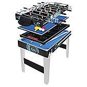 Tesco Hypro 3ft -  4 in 1 Multi Games Table - includes table football - pool - table tennis - push hockey + accessories  £35 @ Tesco Direct