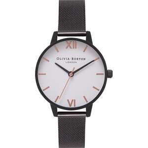 Ladies Olivia Burton Midi Dial Watch £44.83​ Delivered With Code: DECCLO12 @ TheWatchHut