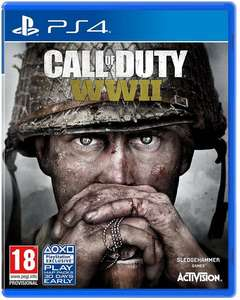 COD WW2 [PS4] £37.99 @ Simplygames