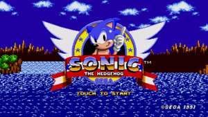 3D Sonic The Hedgehog (3DS) on Nintendo eShop £4.09