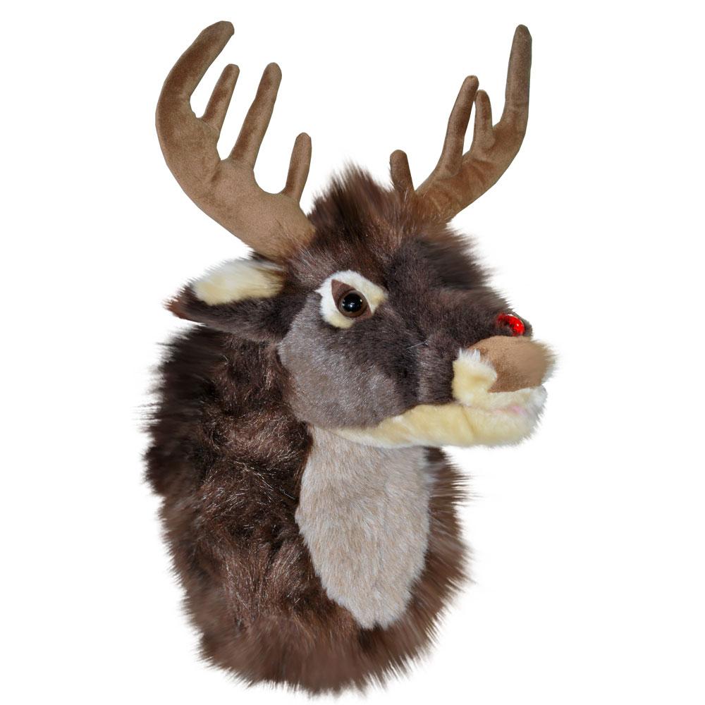 Singing Reindeer Head at The Works - price drop now £10