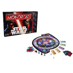 Star Wars Monopoly 50% off £14.99 @ The Entertainer