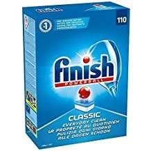 Finish Classic DW Tablets at Farmfoods (3 packs of 110) £22
