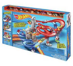 Hot Wheels Mega Bundle - Argos Was £59.99 Now £34.99 Free C&C £3.95 Delivery
