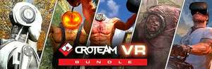 Croteam VR Bundle 75% off on Steam - £37.70